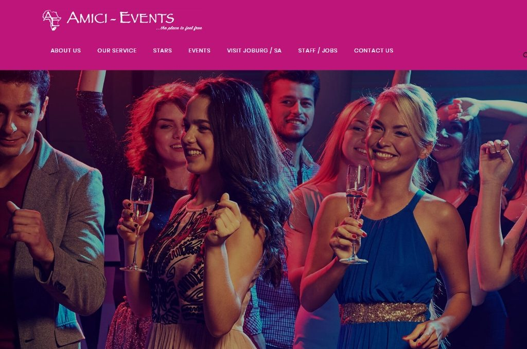 Amici-Events - EVENTMANAGEMENT