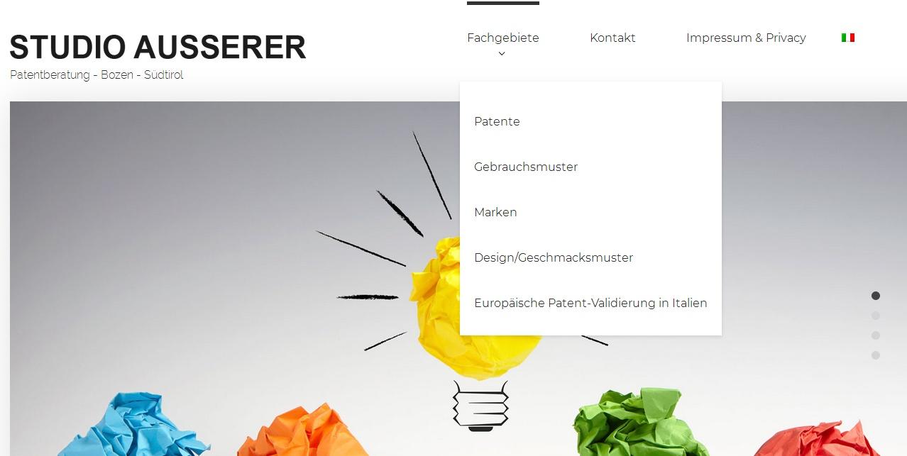 Studio Ausserer  - Patentberatung - Marken
